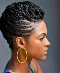 Latest Braided Mohawk Hairstyles and Updos