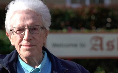 Philip's journey: recovering from the life-changing effects of a stroke