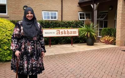 Dynamic Strength Training in Rehabilitation: Hajrah's COVID-19 Battle at Askham