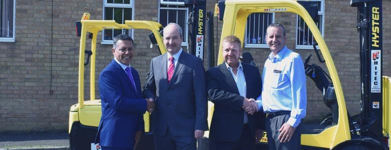 Briggs Equipment Acquire Hitec Lift Trucks