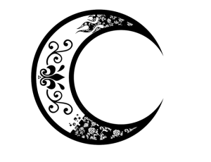 moon tattoo designs half stencil attractive drawing sun crescent outline simple stars draw tribal tattoos star celtic cool pretty sketches