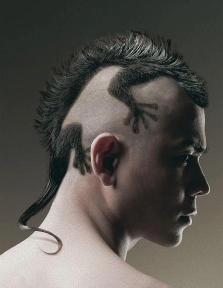 Weird Haircuts For Guys : weird, haircuts, Funniest, Haircut, Pictures, Laugh