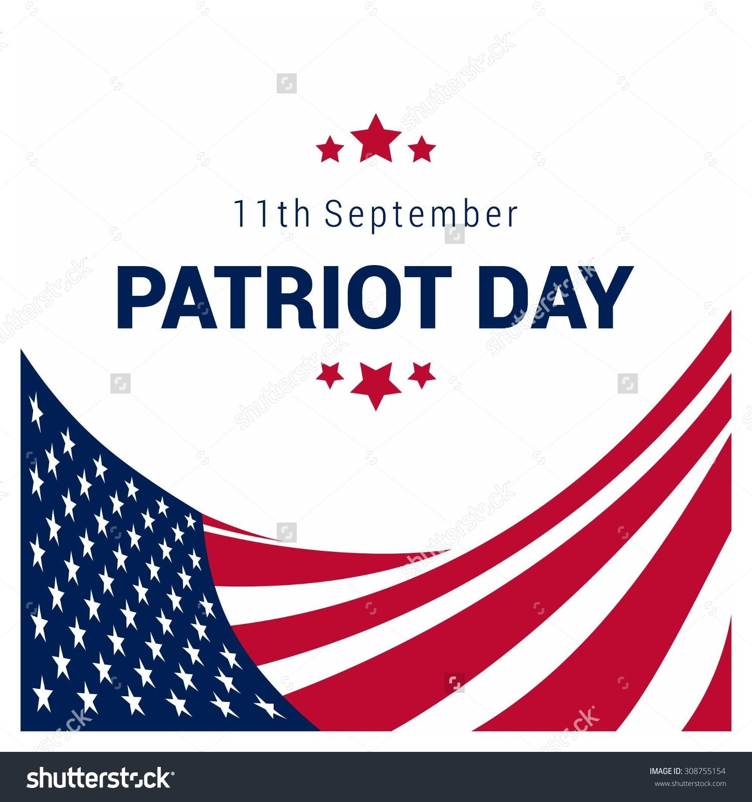 50 Wonderful Patriot Day Wish Pictures And Photos