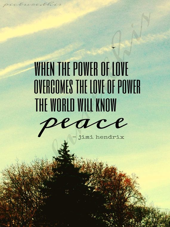 Love And Peace Quotations : peace, quotations, Peace, Quotes,, Sayings, Quotations