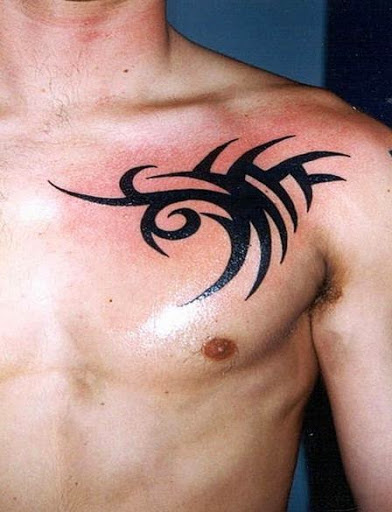 Small Chest Tattoos For Men : small, chest, tattoos, Small, Chest, Tattoos, Designs, Tattoo, Ideas
