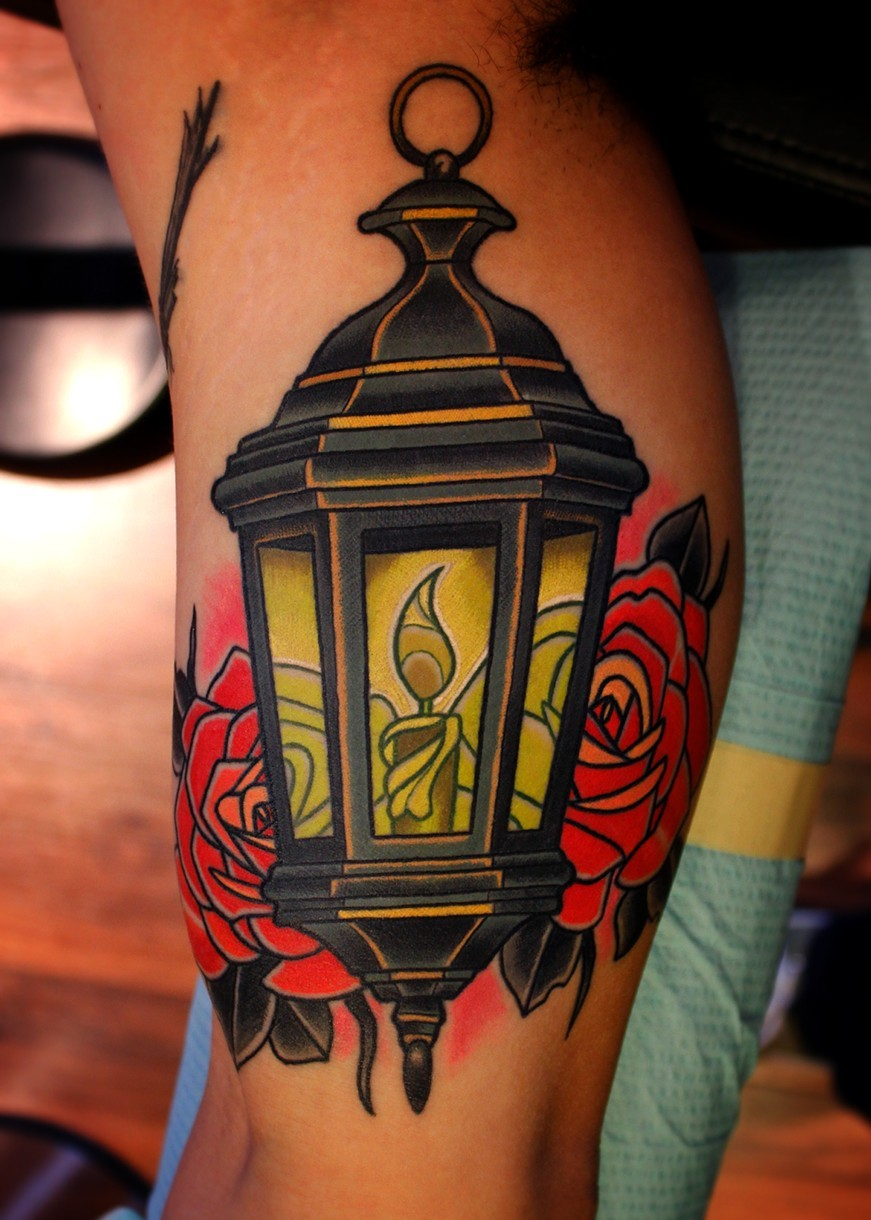 The Internet S Top 10 Lantern Tattoos