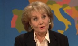 Barbara Walters clocks 88 Years today...