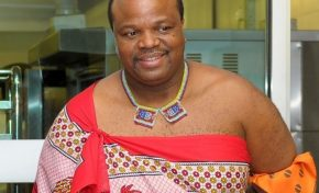 49 Year Old King Mswati III Takes Wife No. 14
