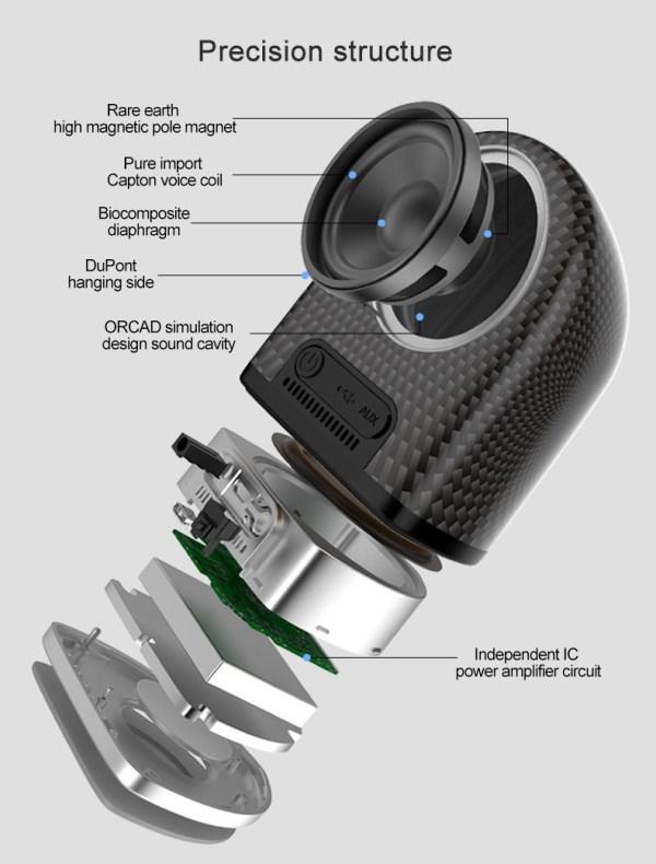 AU ASK01-011-Magnet-014 Enceinte_haut-parleur_Bluetooth_portable