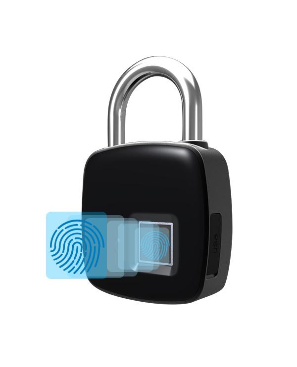 FING ASK18-045 07 Cadenas fingerprint