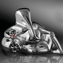 Silver Ganesha