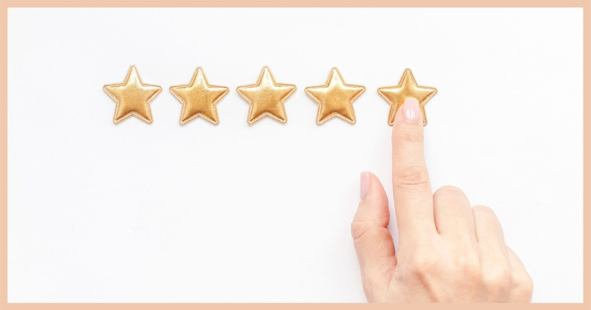 Five Stars!