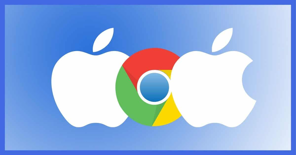 Apple to Chromebook and Back Again