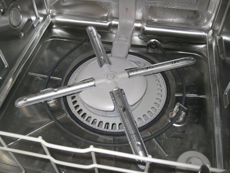 Kitchenaid Dishwasher Wash Arm Won't Come Loose, Noisy
