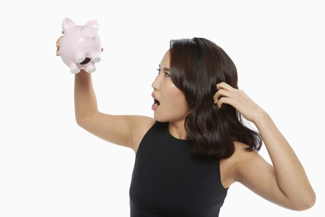 Imagine the worst possible outcome to get rid of your money worries