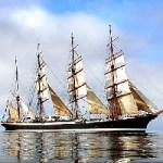 Впервые в Которе — легенда парусного флота