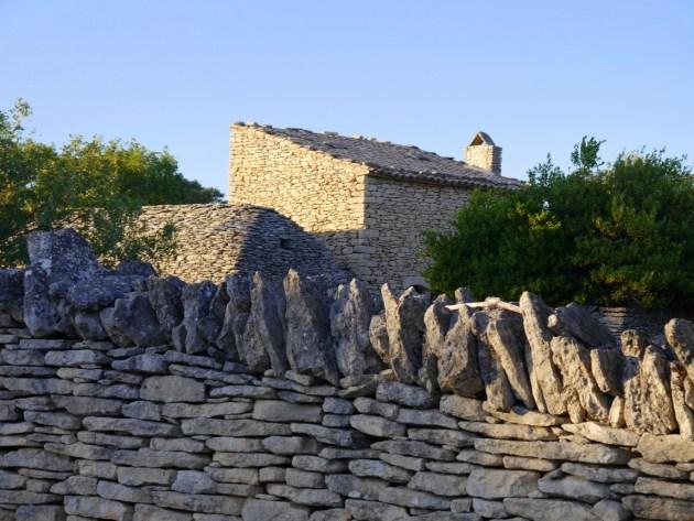 деревня Бори Прованс Франция