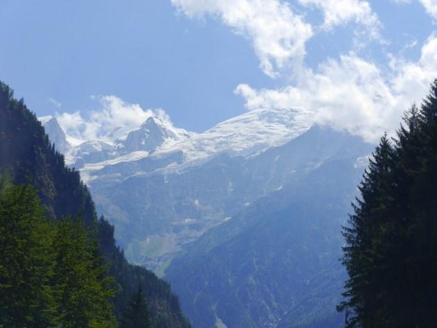 Мон-Блан альпы