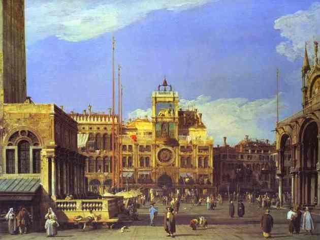 Венеция на картинах