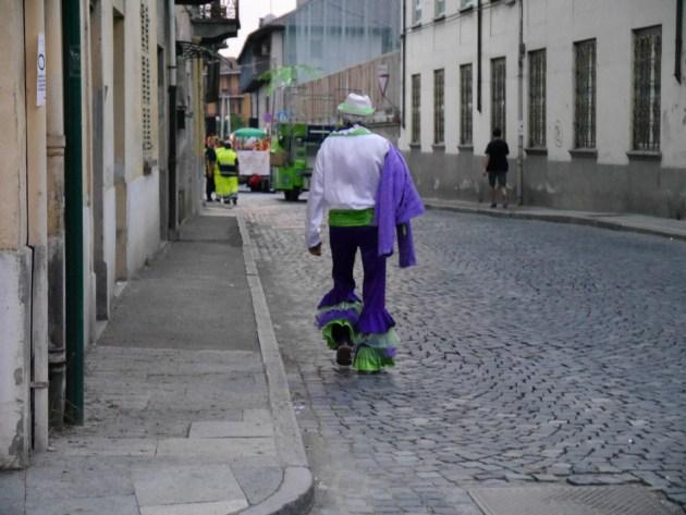 карнавал в европе