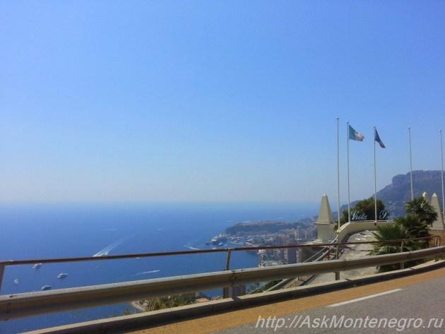 Лазурный берег. Монако