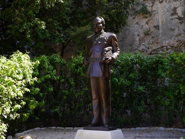 князь Монако Ренье III
