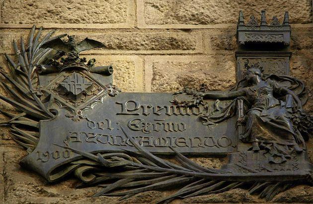 Дом Кальвет был удостоен звания лучшего здания Барселоны