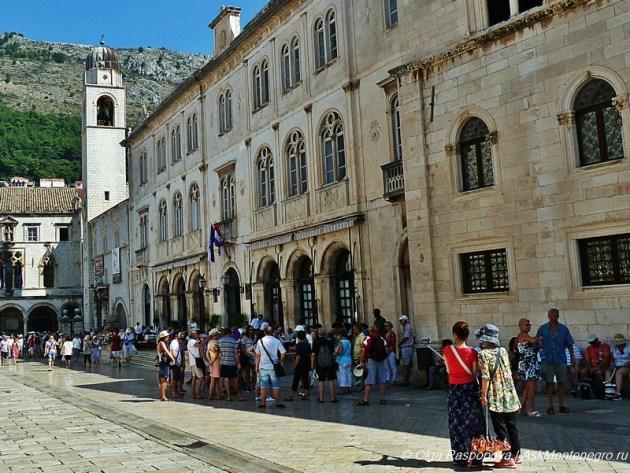 Городская ратуша Дубровник