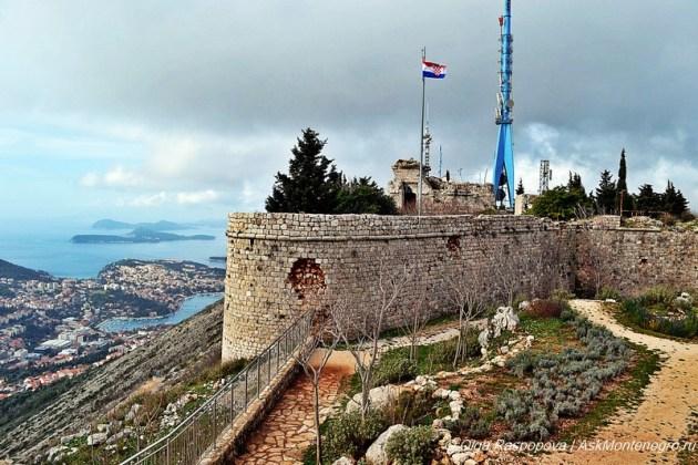 fort Imperial Dubrovnik