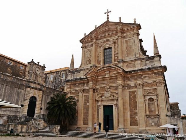 Церковь святого Игнатия Дубровник