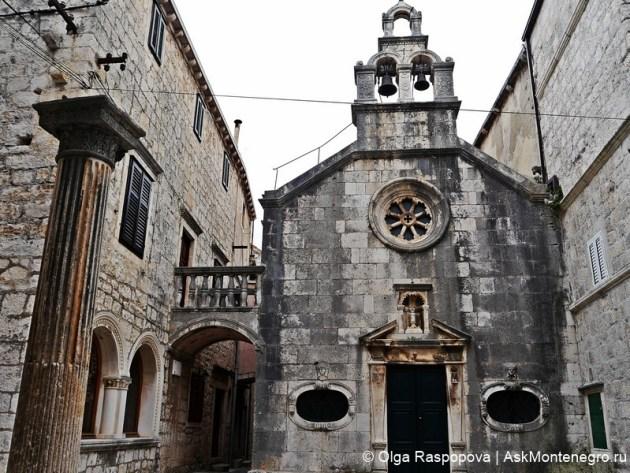 Церковь Святого Михаила Корчула