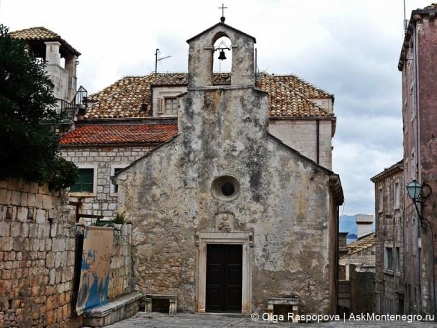 церковь святого петра корчула