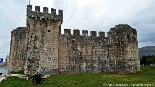крепость Камерленго Трогир