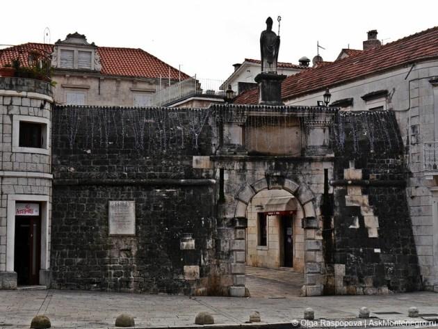 Северные ворота Трогир