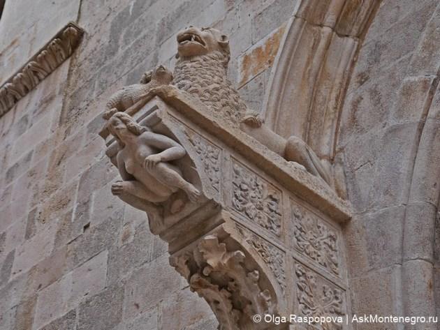 Кафедральный собор святого марка корчула