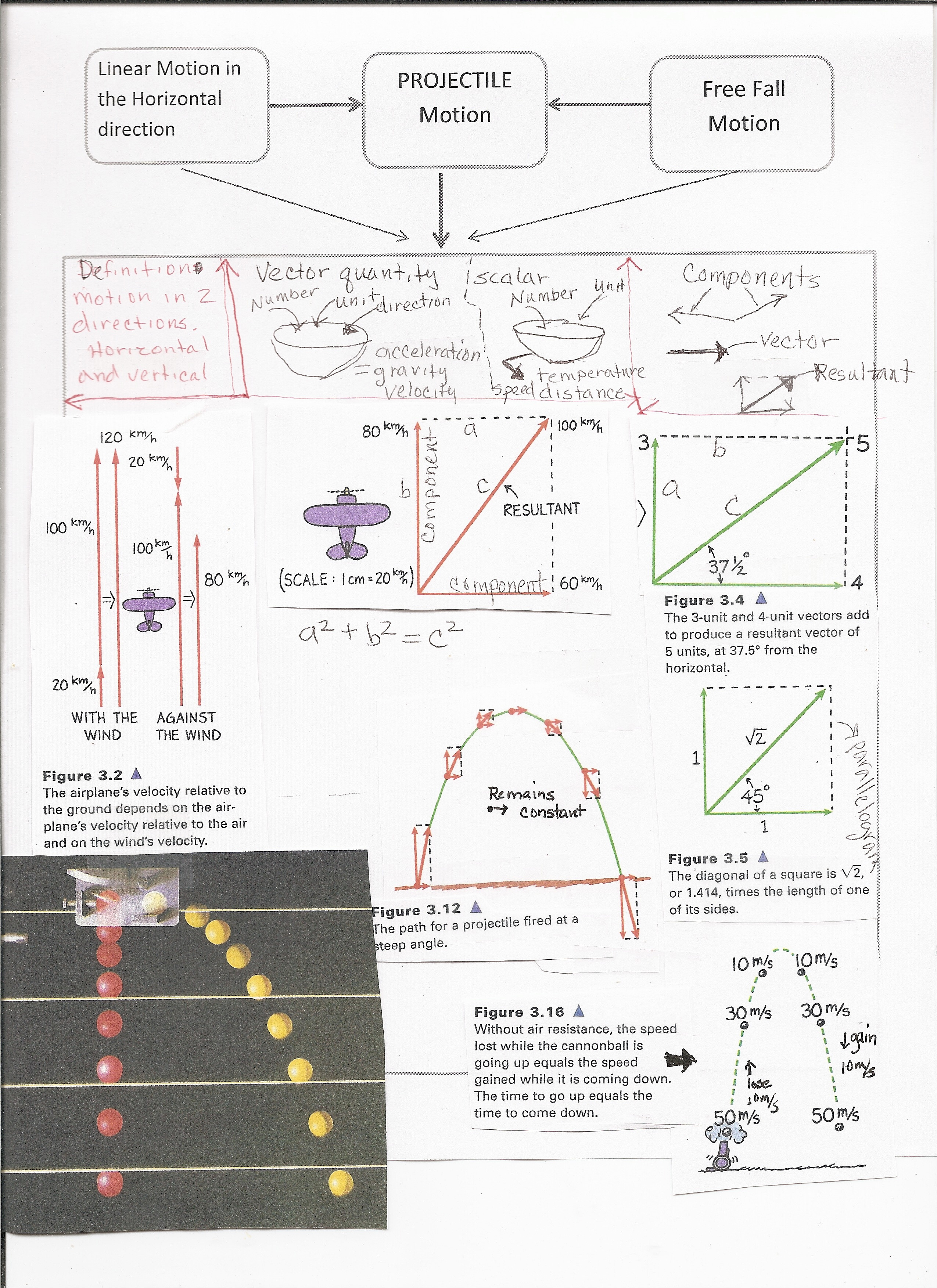 Conceptual Physics Worksheet