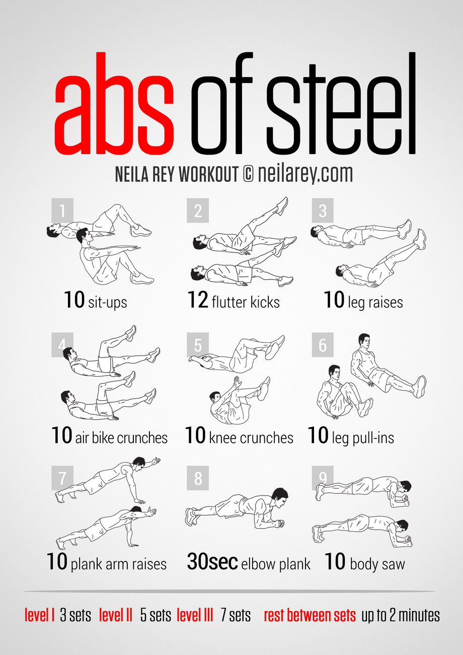 Abdominal Workouts For Teens