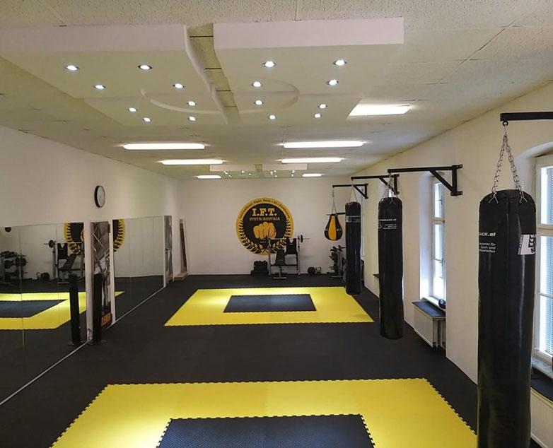 ASKÖ International Fight Team Steyr Trainingsstudio