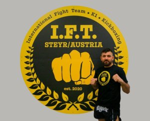 Kickboxtrainer Wahidulah Rostami