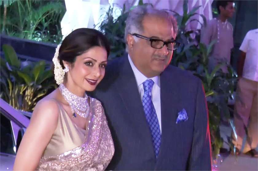 Sridevi Wedding Photos 1