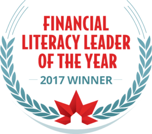Financial Literacy Leader of the Year Award 2017 Crest