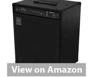 Ampeg BA115v2 Combo Bass Amplifier Review