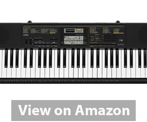 Best Electric Piano - Casio Inc. CTK2400 PPK 61-Key Portable Keyboard Package Review