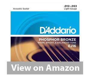 D'Addario Limited Edition Acoustic Guitar Strings Review