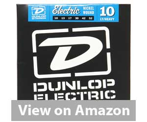 Dunlop Electric Guitar Strings Review