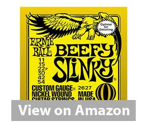 Ernie Ball 2627 Electric Guitar Strings Review