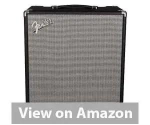 Best Bass Combo Amp: Fender Rumble 500 v3 Bass Combo Amplifier Review