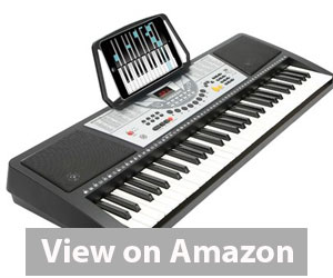Best Electric Piano - Hamzer 61-Key Portable Electronic Keyboard Piano Review