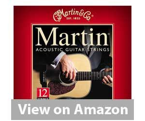 Best Guitar Strings: Martin M190 Acoustic Guitar Strings Review