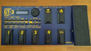 Best Multi Effects Pedal: Pic